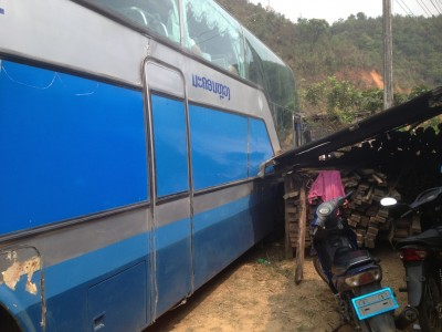 Bus Unfall 1