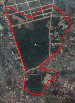 Houay Nhang Map2